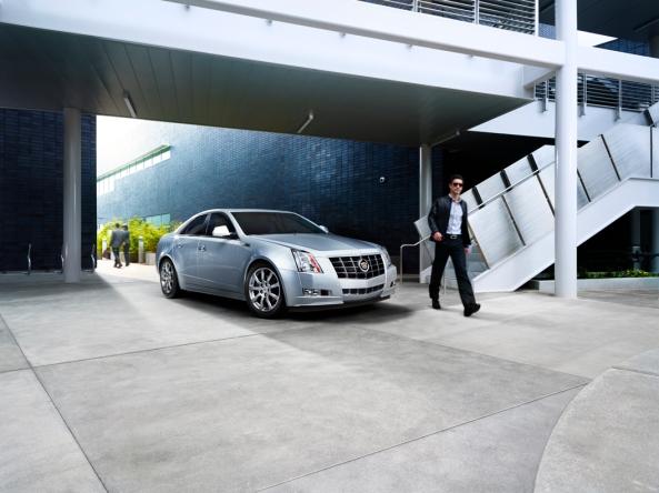 2012 Cadillac CTS Sport Sedan