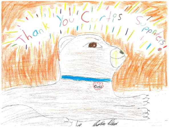 A Heartfelt Thank You from Curtis Fundamental Elementary School.