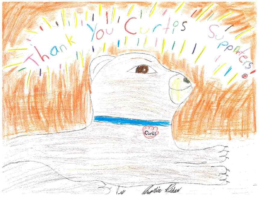 A Heartfelt Thank You from Curtis Fundamental Elementary School.