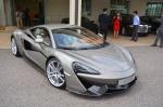 McLaren 570S at McLaren Tampa Bay
