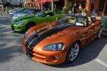Dodge Viper at Celebration Car Show